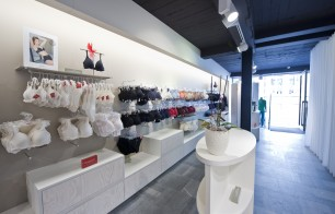 agencement boutique et magasin de lingerie