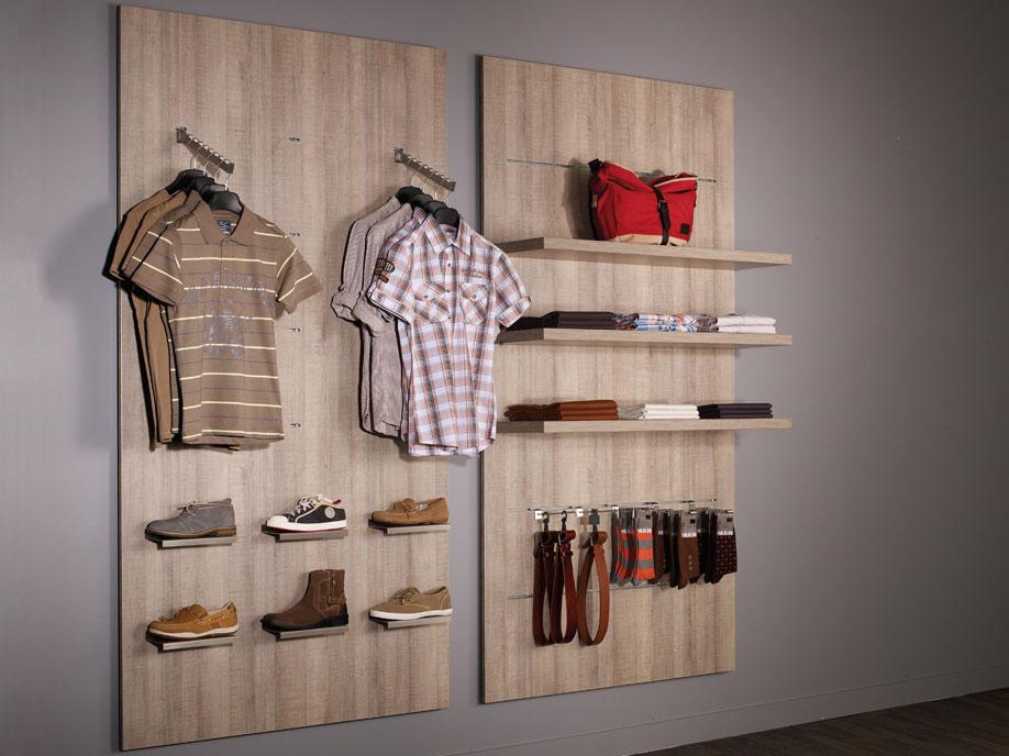 Socket, Horizontal Rail - Shopfitting, Fitting out Shops