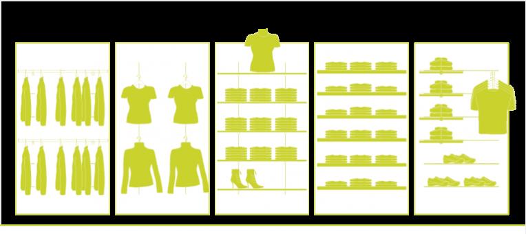 LoftMix1 Agencement Magasin, Boutique - Vêtement, Prêt à porter