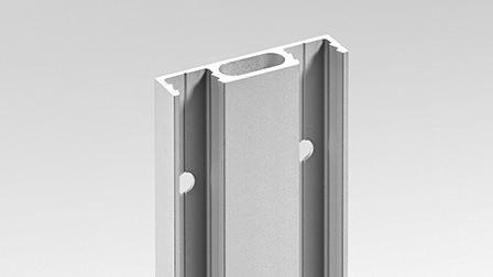 Profil CR0R : joint creux modulable