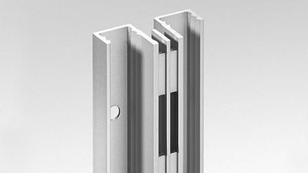 Crémaillère CR1211 : double perforation