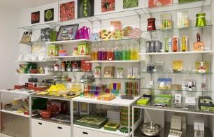 La Chaise Longue (Lyon, 69), agencement magasin de cadeaux et accessoires