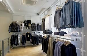 MD Store, agencement magasin de streetwear à Lyon