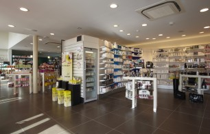 agencement Pharmacie Servais