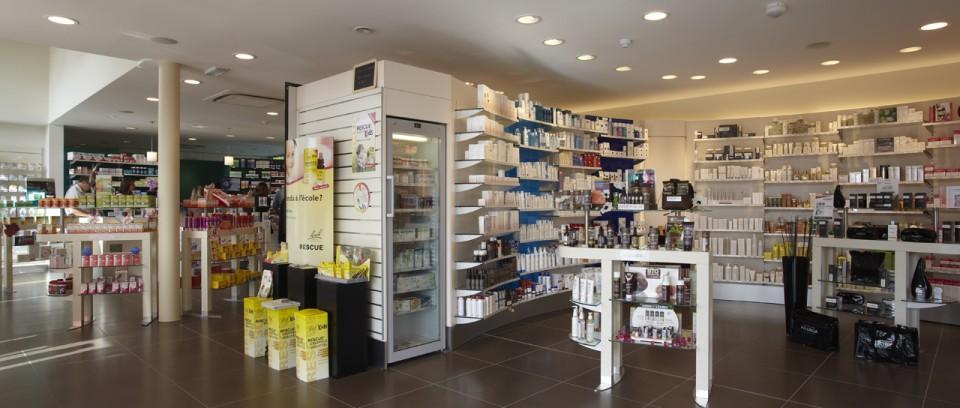 agencement Pharmacie Servais