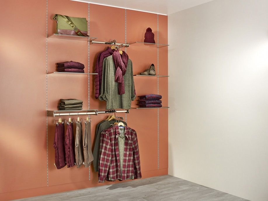 Slot channels and accessories - Shopfitting, Fitting out Shops