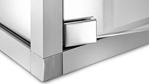Pivot for glass door